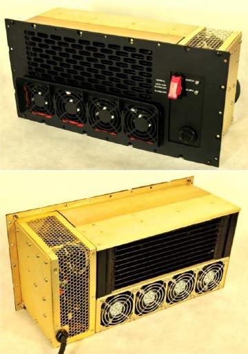 Miniature Environmental Control Unit For Electronics