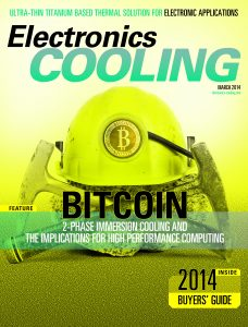 Electronics Cooling March 2014 Issue Now Online