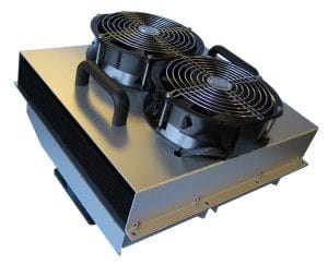 New Energy Efficient Air-to-Air Outdoor Cooler Released