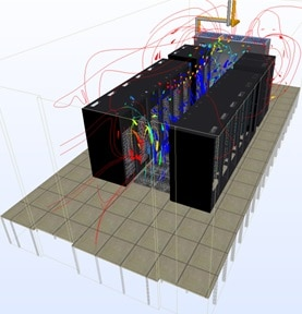The Hidden Risk of Invisible Airflow Imbalance in an Efficient Contained Data Center