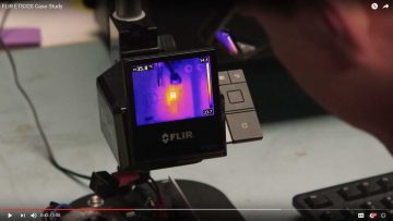 FLIR ETS320 Case Study Video