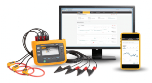 Fluke 3540 FC Three-Phase Power Monitor and Condition Monitoring Kit