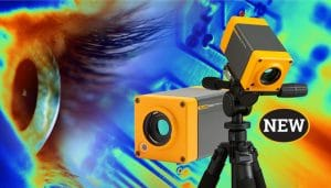Fluke RSE300 and RSE600 Infrared Cameras
