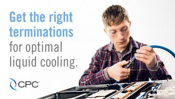 Get the Right Terminations for Optimal Liquid Cooling
