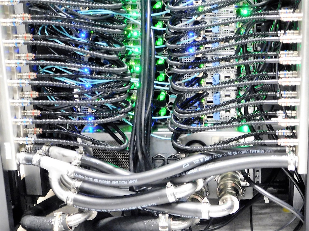 Liquid Cooling Options For High Performance Computing